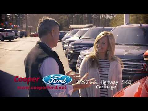 Cooper Ford Jump Start 2019 Sales Event