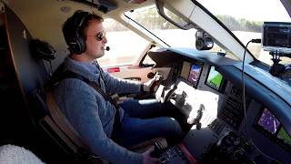 Carenado PC-12 HD Overcoming Engine Fires in XP11 - Ryan Ford
