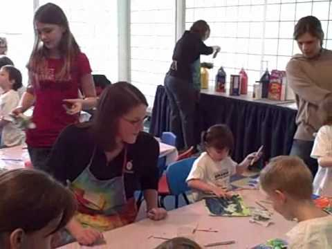Children's Museum Volunteer Day