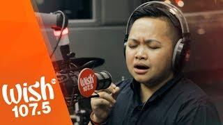 """Aiza """"Ice"""" Seguerra performs """"Ano'ng Nangyari Sa Ating Dalawa"""" LIVE on Wish 107.5 Bus"""
