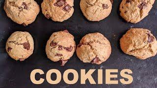 Cookies aux pépites de chocolat: succès assuré!!!