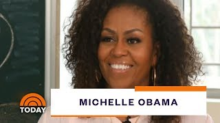 Michelle Obama Visits Vietnam To Promote Education For Girls | TODAY