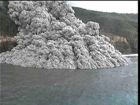 An Experience of Creation: Soufriere Hills Volcano, Montserrat