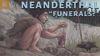 How Did Neanderthals Dispose Of The Dead? Prehistory / Human Evolution Documentary