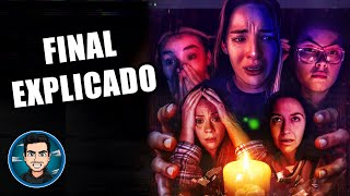 Final Explicado Host De Shudder (2020) ¿Terror En Cuarentena A Traves De Zoom?
