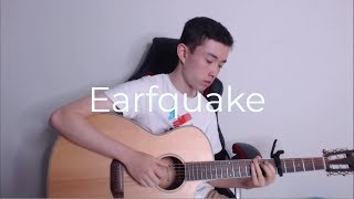 Earfquake - Tyler The Creator (Fingerstyle Guitar Cover)