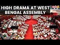High Drama at West Bengal Assembly, Governor not Allowed to Enter Assembly