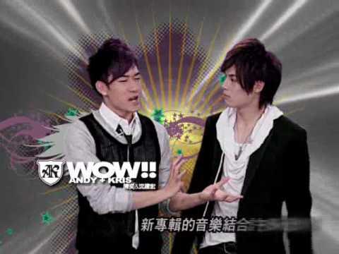 AK在MTV台~水唷!!!