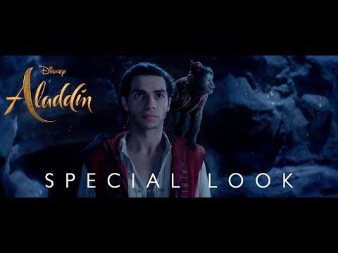 Disney's Aladdin - Special Look (2019)