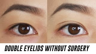 How To Use Double Eyelid Tape | Tina Yong