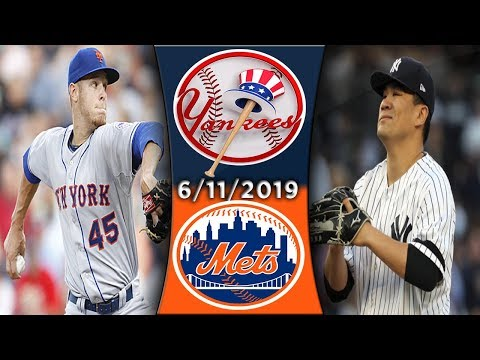 New York Mets vs New York Yankees | Game Highlights