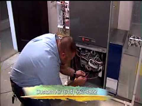 Replacing Heating & Cooling System