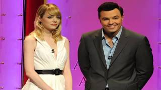People have been sharing this viral clip of Seth MacFarlane calling out Harvey Weinstein Back In2013