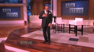 Ask Steve - Men Don't Do Anything for FREE