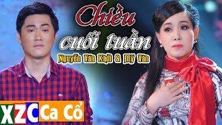 Tân Cổ Chiều Cuối Tuần (#CCT) - Mỹ Vân & Nguyễn Văn Khởi