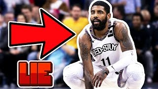 What Kyrie Irving Is HIDING From Everyone