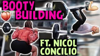 FITNESS FRIDAY (LEG DAY) FT. NICOL CONCILIO