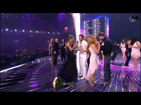 HD: ESC 2011 WINNER PRIZE AWARD - AZERBAIJAN - ELL & NIKKI - RUNNING SCARED