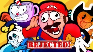 SMASH BROS. Rejected Characters (Animation)