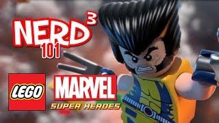 Nerd³ 101 - Lego Marvel Super Heroes