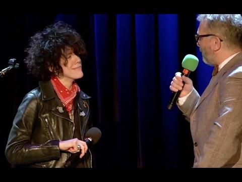 LP is sexy? Funny and surprising interview (Polish Radio Trójka)