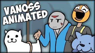 UNDERTALE GMOD DEATHRUN (Vanoss Animated)