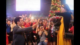 Nhảy cầu hôn tại rạp Metiz Đà Nẵng - C.O.D dance to propose at Metiz Cinema