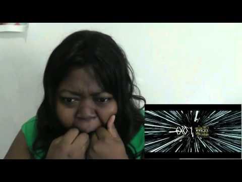 EXO LIGHTSABER Teaser Reaction (EXO | STAR WARS Collaboration Project)