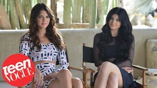 Kendall and Kylie Jenner Discuss Their New Fashion Line with PacSun - Fashion at Work - Teen Vogue