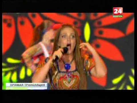 Марина Девятова - попурри из русских народных песен