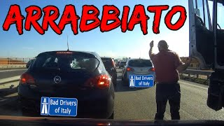 """BAD DRIVERS OF ITALY"" IS BACK! Dashcam compilation 05.21"