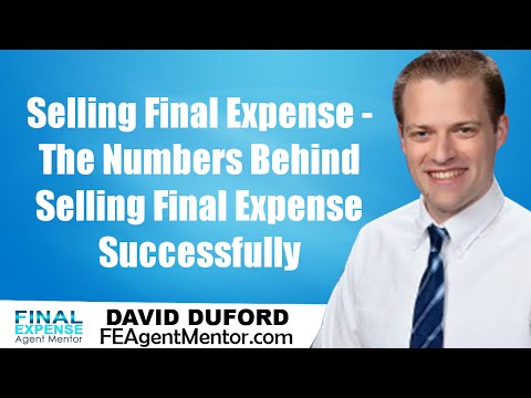 Final Expense Trainer Reveals The TRUE Numbers Of The Final Expense Business