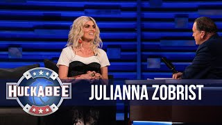 Don't Let Other People 'SHOULD' On You, Says Julianna Zobrist | Huckabee