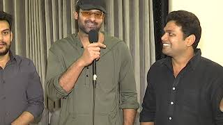 MaarMaarKe Lyrical video launched by Prabhas..