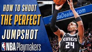 How To Shoot The Perfect Jump Shot Like Buddy Hield | ShotMechanics