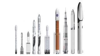 Rocket Payload Comparison: Falcon Heavy Delta IV Heavy BFR Proton M and More