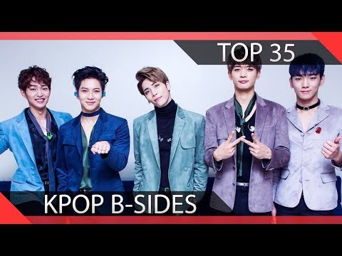 Top 35 KPOP B-Side Tracks (Boy Groups)