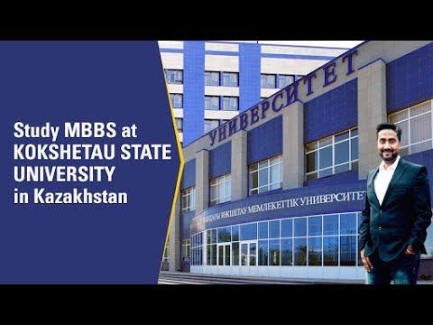 MBBS in Kokshetau State University, Kazakhstan With Low Fees, Eligibility Criteria, Benefits
