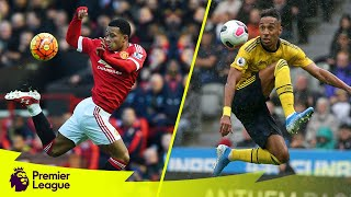 How's your touch? | Premier League edition | Depay, Aubameyang, Bergkamp & more!