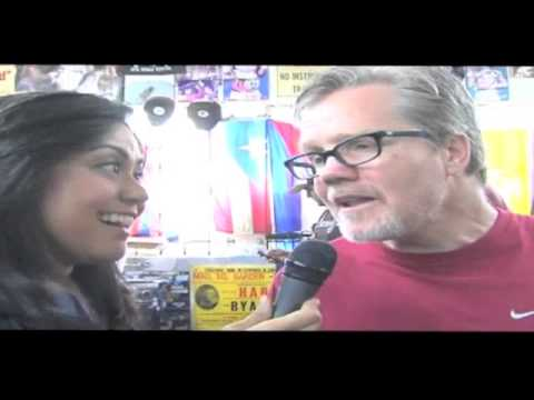 Freddie Roach Interview: Pacquiao V. Marquez IV