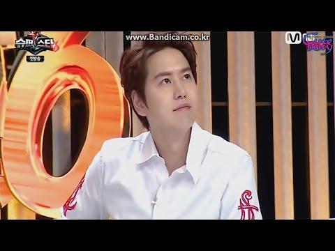 140822 슈퍼스타K 6 규현 심사위원 - 1/2 Superstar K6 Kyuhyun Cut - 1/2