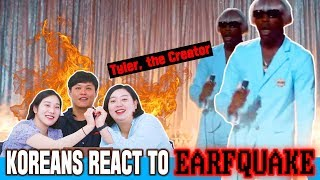 Koreans in their 30s React To EARFQUAKE by Tyler, the Creator
