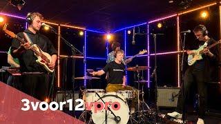 Squid - live at 3voor12 Radio