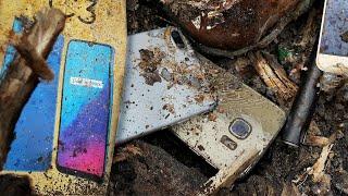 Restoration destroyed phone   Restore Samsung Galaxy S6 Edge   Rebuild Broken Phone