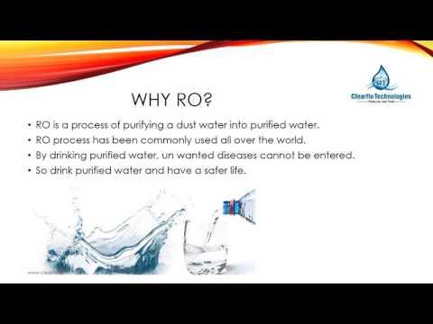 Kelvinator Water Purifier | clearflo Technologies