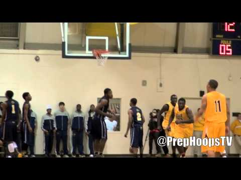 Top dunks from the 2012 Motor City Roundball Classic at Country Day
