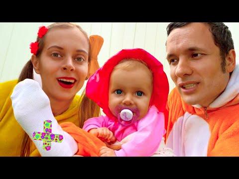 The Boo Boo Song #2 | Nursery Rhymes & Kids Songs