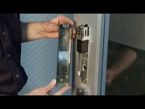 Installation Sargent 7000 Series Lock| SOS Locksmith| 212-206-7777