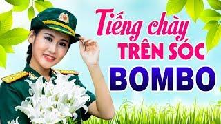 TIẾNG CHÀY TRÊN SÓC BOMBO REMIX - Nhạc Đỏ Remix Mừng Quốc Khánh 2/9 Bass Căng Đập Nát Loa Tàu