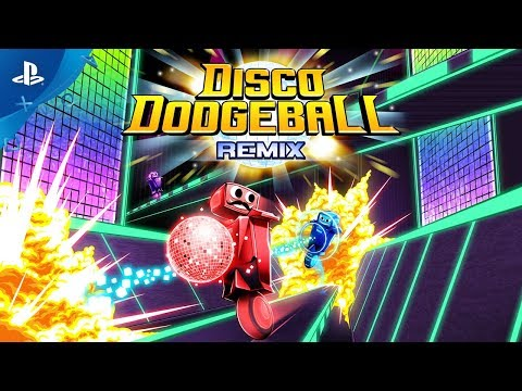 Disco Dodgeball Remix Trailer